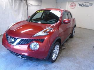 Used 2016 Nissan Juke SV for sale in Ancienne Lorette, QC