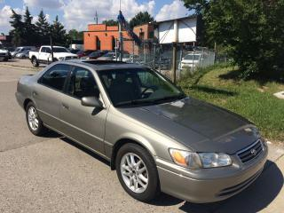 Used 2000 Toyota Camry XLE,AUTO,S/R,207K,SAFETY+3YEARS WARANTY INCLUDED for sale in Toronto, ON