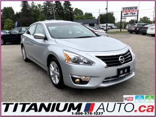 Used 2015 Nissan Altima SV-Camera-Sunroof-Heated Power Seats-Remote Start- for sale in London, ON