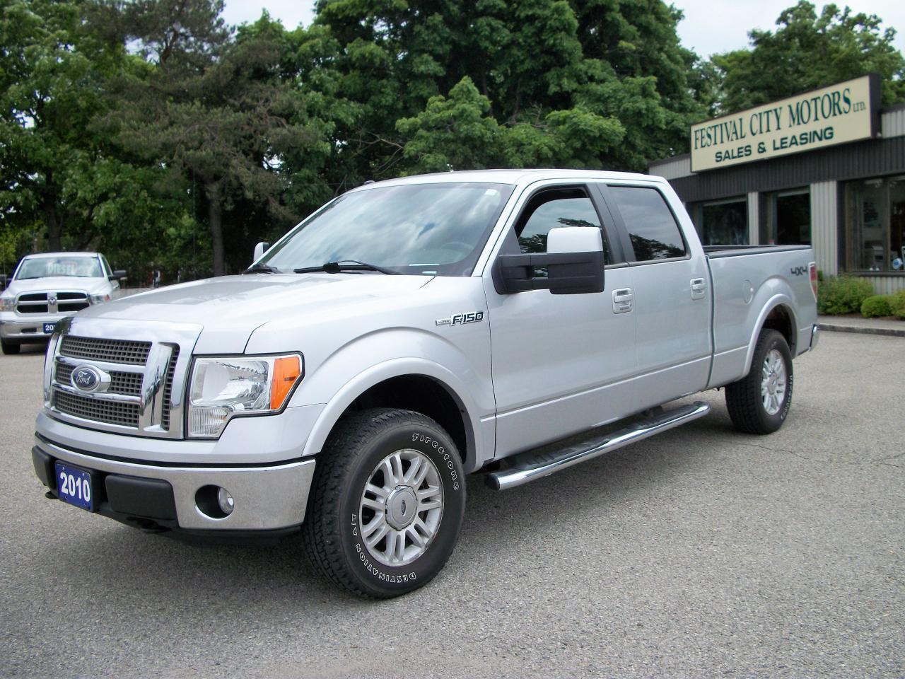 2010 ford f 150 lariat