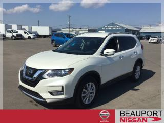 Used 2017 Nissan Rogue SV AWD for sale in Beauport, QC