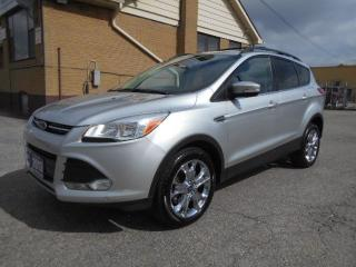 Used 2013 Ford Escape SEL AWD 2.0L Leather Sunroof Navi ONLY 93,000KMs for sale in Rexdale, ON