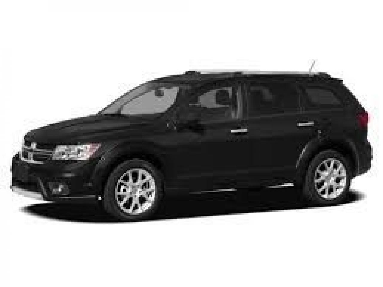 2011 Dodge Journey R/T AWD - 3.6L V6