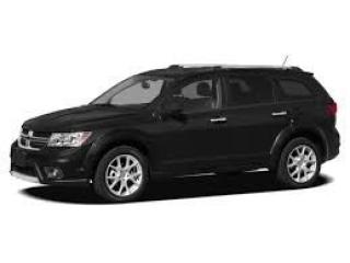 Used 2011 Dodge Journey R/T AWD - 3.6L V6 for sale in Aurora, ON