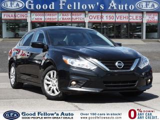 Used 2016 Nissan Altima S MODEL, REARVIEW CAMERA for sale in Toronto, ON
