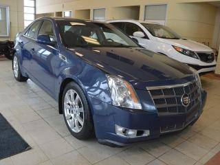 Used 2009 Cadillac CTS 1SB ***AWD*** Heated & Cooled seats for sale in Edmonton, AB