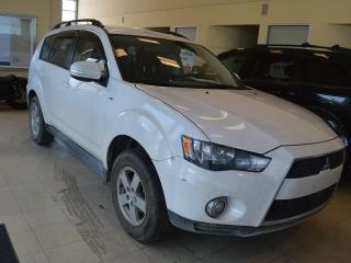 Used 2013 Mitsubishi Outlander LS 4WD - Heated Seats for sale in Edmonton, AB