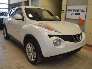 Used 2014 Nissan Juke SL 4dr AWD Sport Utility for sale in Edmonton, AB
