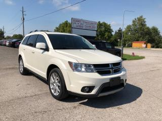 Used 2013 Dodge Journey Crew 7 passenger DVD for sale in Komoka, ON