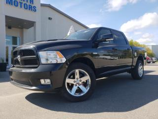 Used 2010 Dodge Ram 1500 SLT for sale in Selkirk, MB
