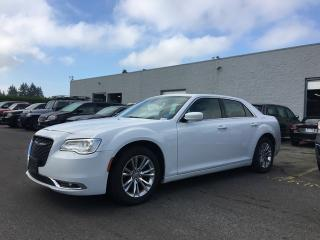 Used 2016 Chrysler 300 TOURING + UCONNECT 8.4 + SUNROOF + BACK-UP CAMERA for sale in Surrey, BC