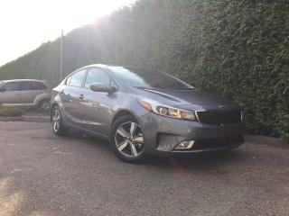 Used 2018 Kia Forte LX + W/ HEATED FT SEATS + BACK-UP CAMERA + NO EXTRA DEALER FEES for sale in Surrey, BC