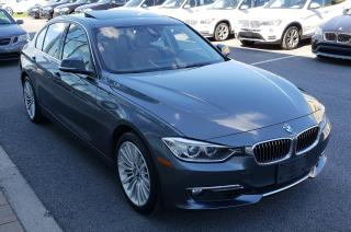 Used 2014 BMW 328 Navigation Top View for sale in Dorval, QC