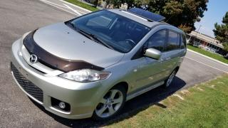 Used 2007 Mazda MAZDA5 GT for sale in Mississauga, ON