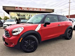 Used 2014 MINI Cooper Paceman 14 MINI PACEMAN|COUPE|PANOROOF|NAVI| for sale in Mississauga, ON