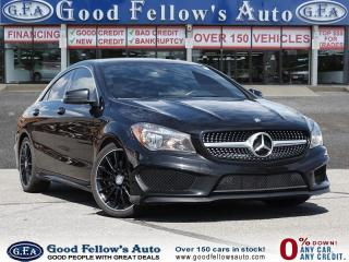 Used 2015 Mercedes-Benz CLA 250 4MATIC, PANORAMIC ROOF, REARVIEW CAMERA,NAVIGATION for sale in Toronto, ON