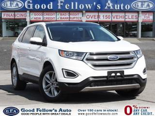 Used 2016 Ford Edge SEL MODEL, LEATHER SEATS, PANORAMIC ROOF, NAVI for sale in Toronto, ON