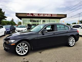 Used 2014 BMW 320i 14 BMW 320XDRIVE|SUNROOF|REARAID| for sale in Mississauga, ON