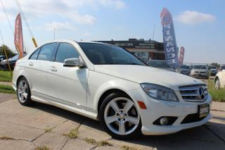 Used 2010 Mercedes-Benz C-Class C 300 for sale in Oakville, ON