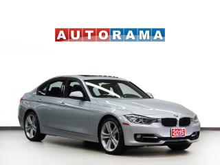 Used 2015 BMW 328xi NAVIGATION LEATHER SUNROOF 4WD HEATED SEATS for sale in Toronto, ON
