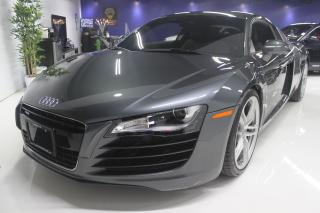 Used 2008 Audi R8 MANUAL!!! for sale in Oakville, ON