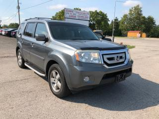 Used 2010 Honda Pilot EX-L for sale in Komoka, ON