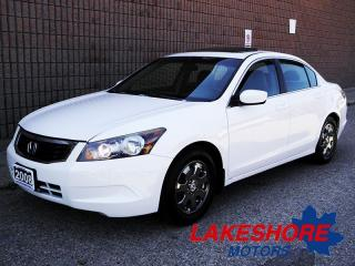 Used 2008 Honda Accord EX   CERITIFIED   AUTO for sale in Waterloo, ON