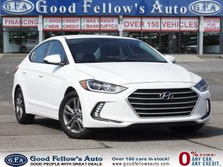 Used 2017 Hyundai Elantra GL MODEL, REARVIEW CAMERA, DRIVER ASSIST for sale in Toronto, ON