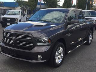 Used 2017 Dodge Ram 1500 Sport for sale in Langley, BC
