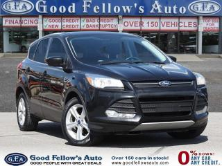 Used 2014 Ford Escape SE MODEL, 1.6 LITER ECOBOOST, REARVIEW CAMERA for sale in Toronto, ON
