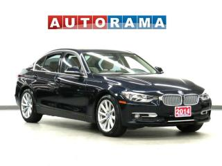 Used 2014 BMW 320i NAVIGATION LEATHER SUNROOF 4WD for sale in Toronto, ON