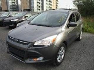 Used 2014 Ford Escape SE-LOW KM-1 OWNER-TOUCH SCREEN-HEATED SEATS for sale in Tilbury, ON
