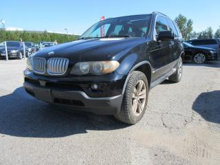 Used 2005 BMW X5 .4.4 L for sale in Newmarket, ON