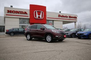 Used 2016 Honda CR-V EX-L for sale in Woodstock, ON