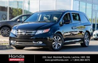 Used 2016 Honda Odyssey Touring 8 Pass Cuir for sale in Lachine, QC