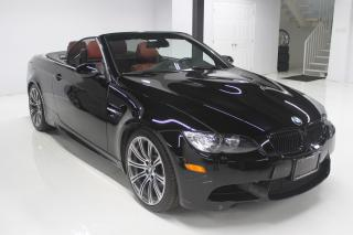Used 2013 BMW M3 Manual l Convertible l Low Mileage for sale in Oakville, ON