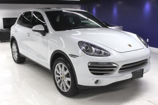Used 2014 Porsche Cayenne Diesel Platinum Edition for sale in Oakville, ON