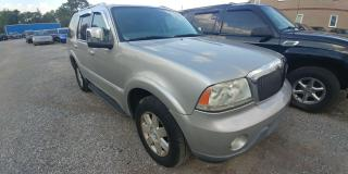 Used 2003 Lincoln Aviator 4x4 for sale in Windsor, ON