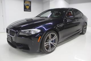 Used 2013 BMW M5 MANUAL TRANSMISSION l FACTORY WARRANTY l ACCIDENT for sale in Oakville, ON