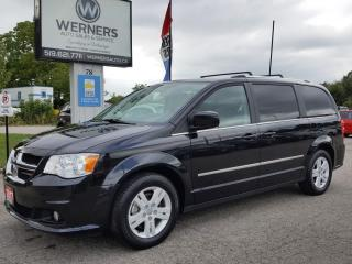 Used 2017 Dodge Grand Caravan Crew Plus for sale in Cambridge, ON