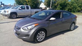 Used 2013 Hyundai Elantra GL for sale in Cambridge, ON