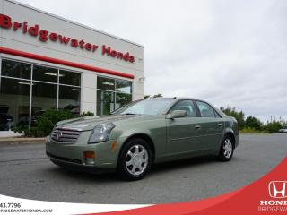 Used 2004 Cadillac CTS Base for sale in Bridgewater, NS