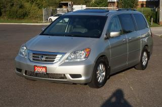 Used 2008 Honda Odyssey EX-L 8 Passenger Loaded! for sale in North York, ON