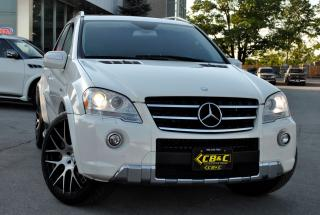 Used 2010 Mercedes-Benz ML63 AMG ML 63 AMG for sale in Oakville, ON