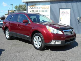 Used 2011 Subaru Outback ***SPORT,MAGS,BAS KILO*** for sale in Longueuil, QC
