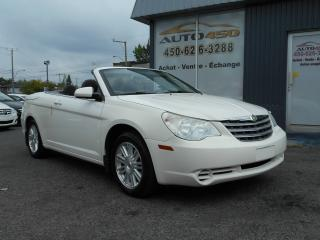 Used 2009 Chrysler Sebring ***TOURING,CONVERTIBLE,MAGS*** for sale in Longueuil, QC