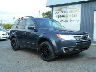 Used 2010 Subaru Forester ***TOURING,TOIT PANO,MAGS*** for sale in Longueuil, QC