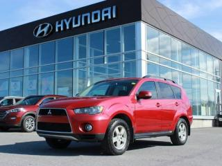 Used 2013 Mitsubishi Outlander LS for sale in Corner Brook, NL