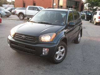 Used 2003 Toyota RAV4 for sale in Toronto, ON