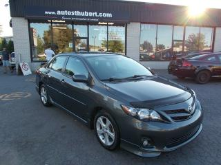 Used 2013 Toyota Corolla S **TRÈS PROPRE** for sale in St-hubert, QC
